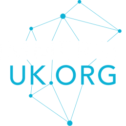 immerse uk logo at rendergon